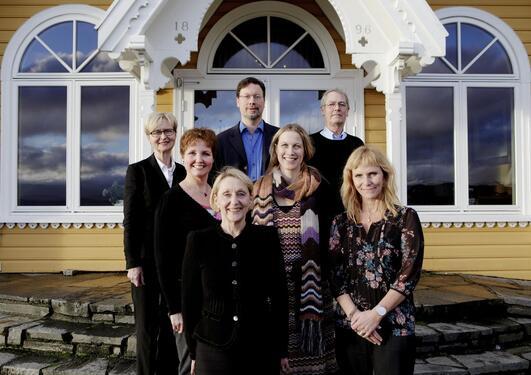 Styringsgruppen 2012-2013