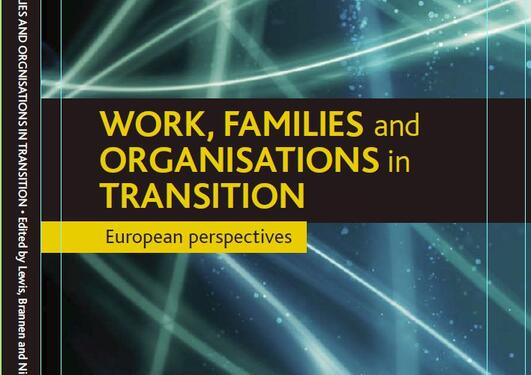 Cover - work and family