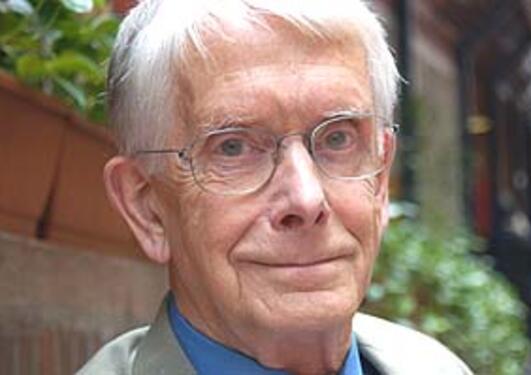 Professor i sosiologi Ørjar Øyen var fakultetets første dekan. Hans innlegg...