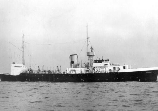 Værskipet Polarfront