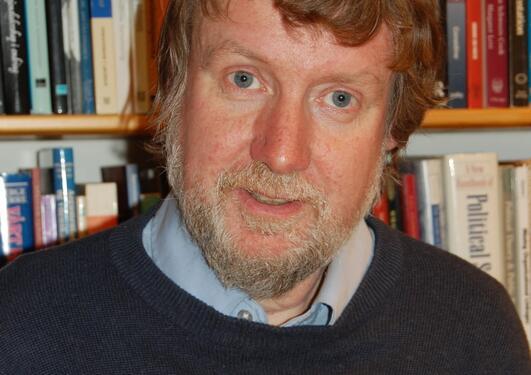 Professor Paul G. Roness (1951-2013)