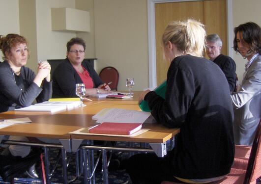 Seminar trenger seminarledere