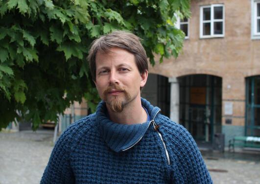 Øyvind Paasche er Bergen Marine Forskningsklynge første leder.