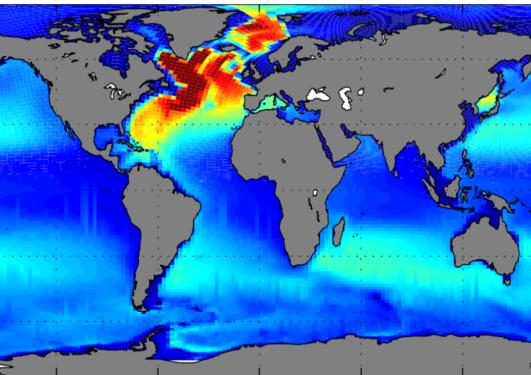 Modelling of anthropogenic carbon