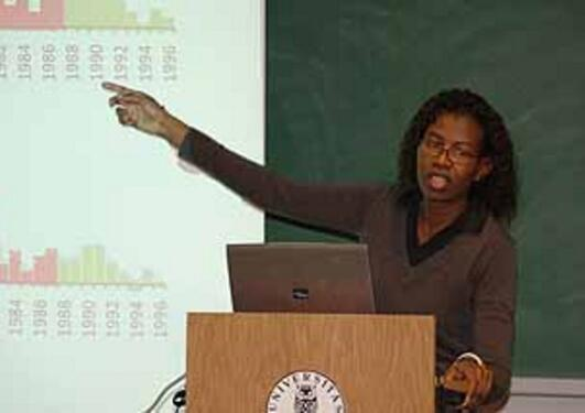 Hilkka Ndjaula recently defended her dissertation 'Reproductive traits and...