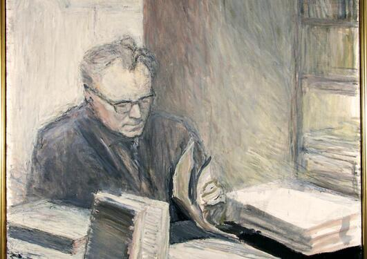 The Stein Rokkan Prize is named after the renowned UiB scholar and social...