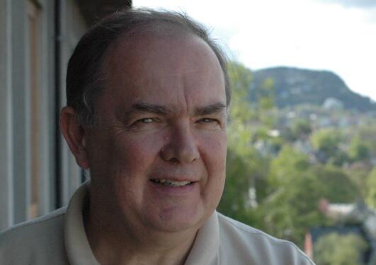 Prisvinner Roland Jonsson