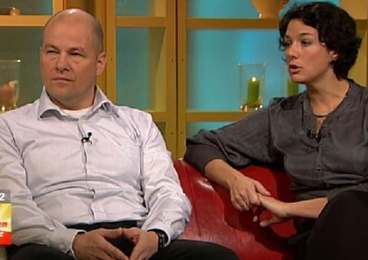 Bilde fra God morgen Norge (TV2)