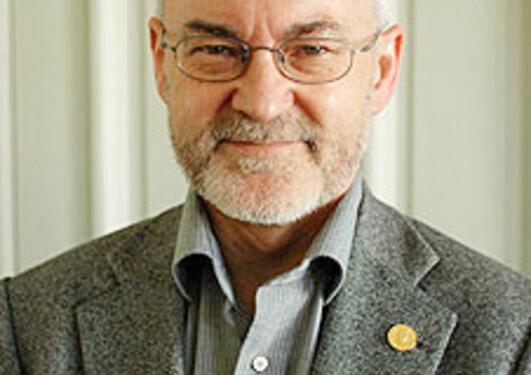 UiB-rektor Sigmund Grønmo er styreleder for UH-nett Vest.