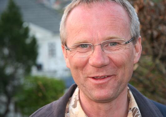 Professor Sigve Tjøtta ved Institutt for økonomi