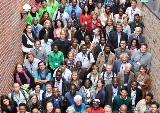 Deltakarane på Bergen Summer Research School 2010.