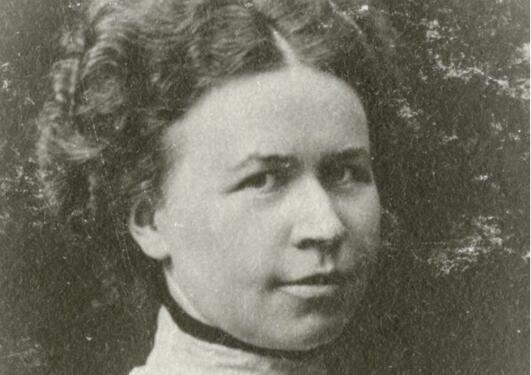 PIONER: Bergenseren Mary Ann Elizabeth Stephansen var den første norske...