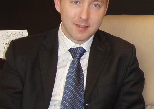 Svend Haakon Kristensen har studert japansk ved UiB og leder nå Innovasjon...