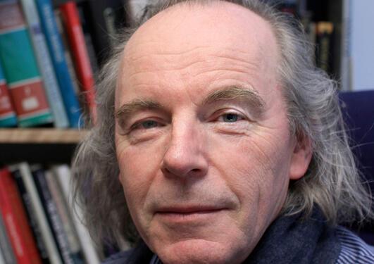 """Terje Tvedt har laget dokumentaren """"De gode bombene"""" sammen med NRK."""
