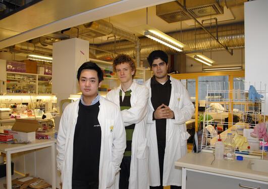 Klare for laboratorieskolen