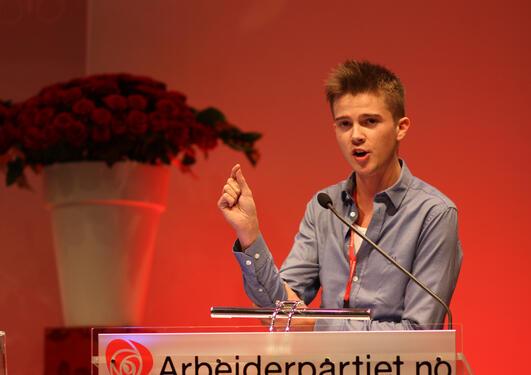 AUF-politikar Tore Eikeland vart drepen på Utøya 22. juli i fjor. Den 14....