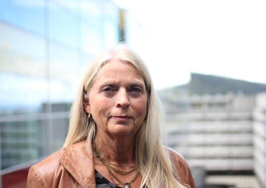 Turid Helland på Institutt for biologisk og medisinsk psykologi og...