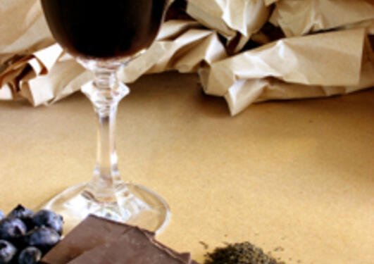 Chocolate, wine and tea improve brain performance