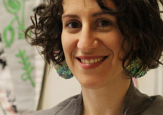 Yael Harlap ved Institutt for pedagogikk.