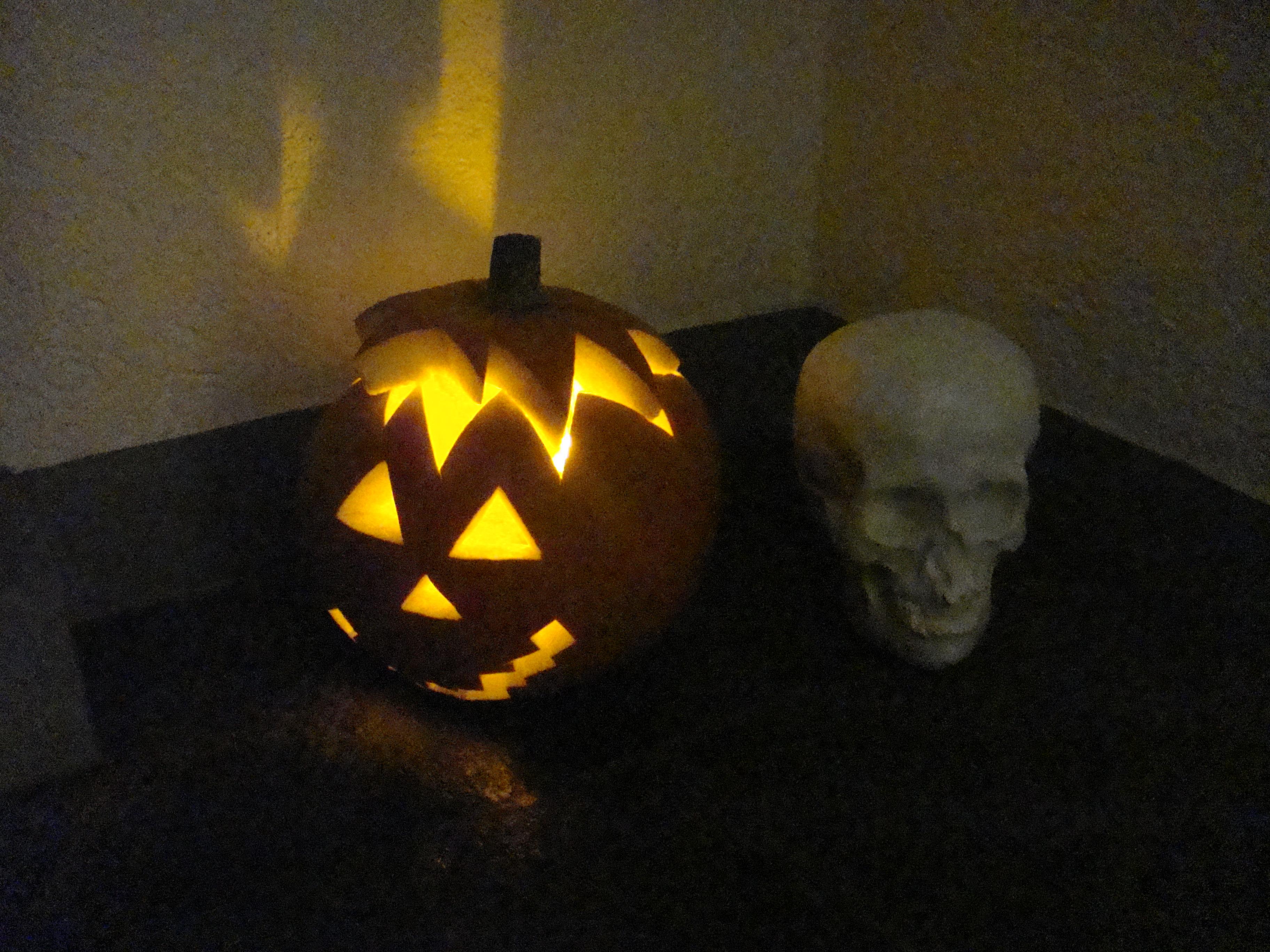 halloween i norge når